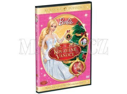 DVD Barbie - Kouzelné Vánoce
