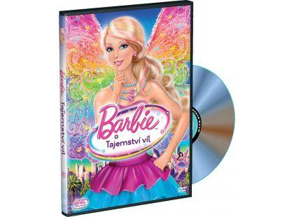 DVD Barbie - Tajemství víl