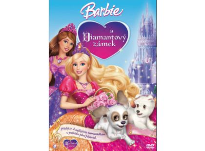 DVD Barbie a Diamantový zámek