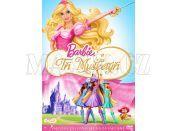 DVD Barbie a tři mušketýři