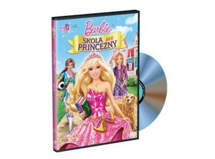 DVD Barbie škola pro princezny