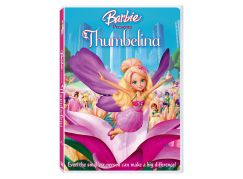 DVD Barbie Thumbelina 2013