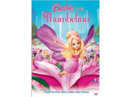 DVD Barbie Thumbelina