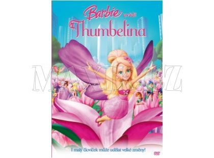 DVD Barbie Thumbelina