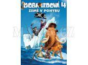 DVD Doba ledová 4: Země v pohybu