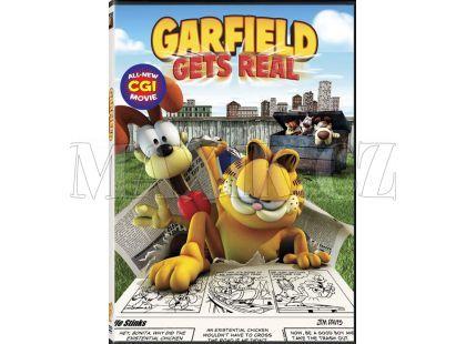 DVD Garfield šokuje