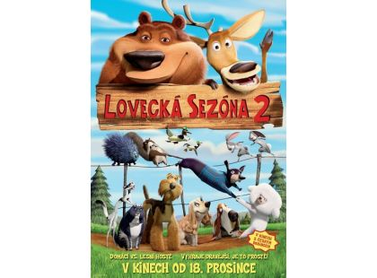 DVD Lovecká sezóna 2