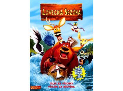 DVD Lovecká sezóna