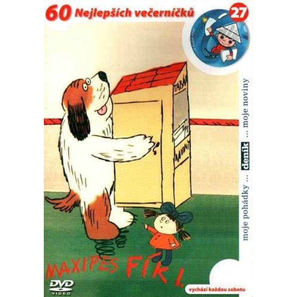 DVD Maxipes Fík 1
