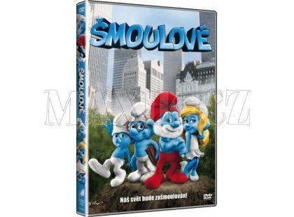 DVD Šmoulové