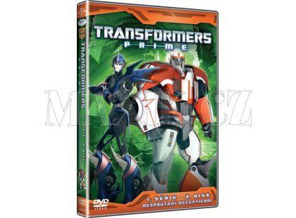 DVD Transformers Prime 1. série 3. disk
