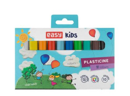 Easy Creative plastelína 10 barev 160g