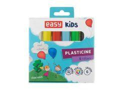 Easy Creative plastelína 6 barev 96g