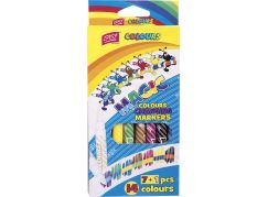 Easyoffice Colours  Fixy Magic 7+1 pro změnu odstínů