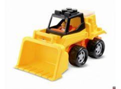 Ecoiffier Abrick Traktor s radlicí 40cm
