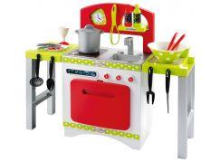 Ecoiffier Dětská kuchyňka s příslušenstvím