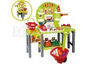 Ecoiffier Obchod ovoce a zelenina