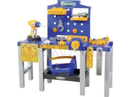 Ecoiffier Pracovní stůl Mechanics