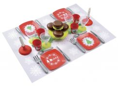 Ecoiffier Sada vánočního nádobí
