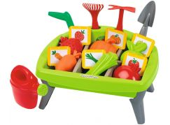 Ecoiffier Zeleninová zahrádka