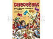 Edika Deskové hry - Procvičujeme matematiku 1. a 2. třídy ZŠ