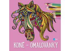Edika Koně - omalovánky