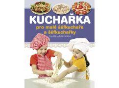 Edika Kuchařka pro malé šéfkuchaře a šéfkuchařky