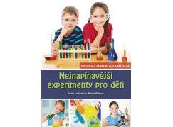 Edika Nejnapínavější experimenty pro děti