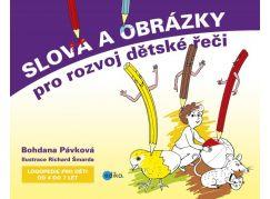 Edika Slova a obrázky pro rozvoj dětské řeči