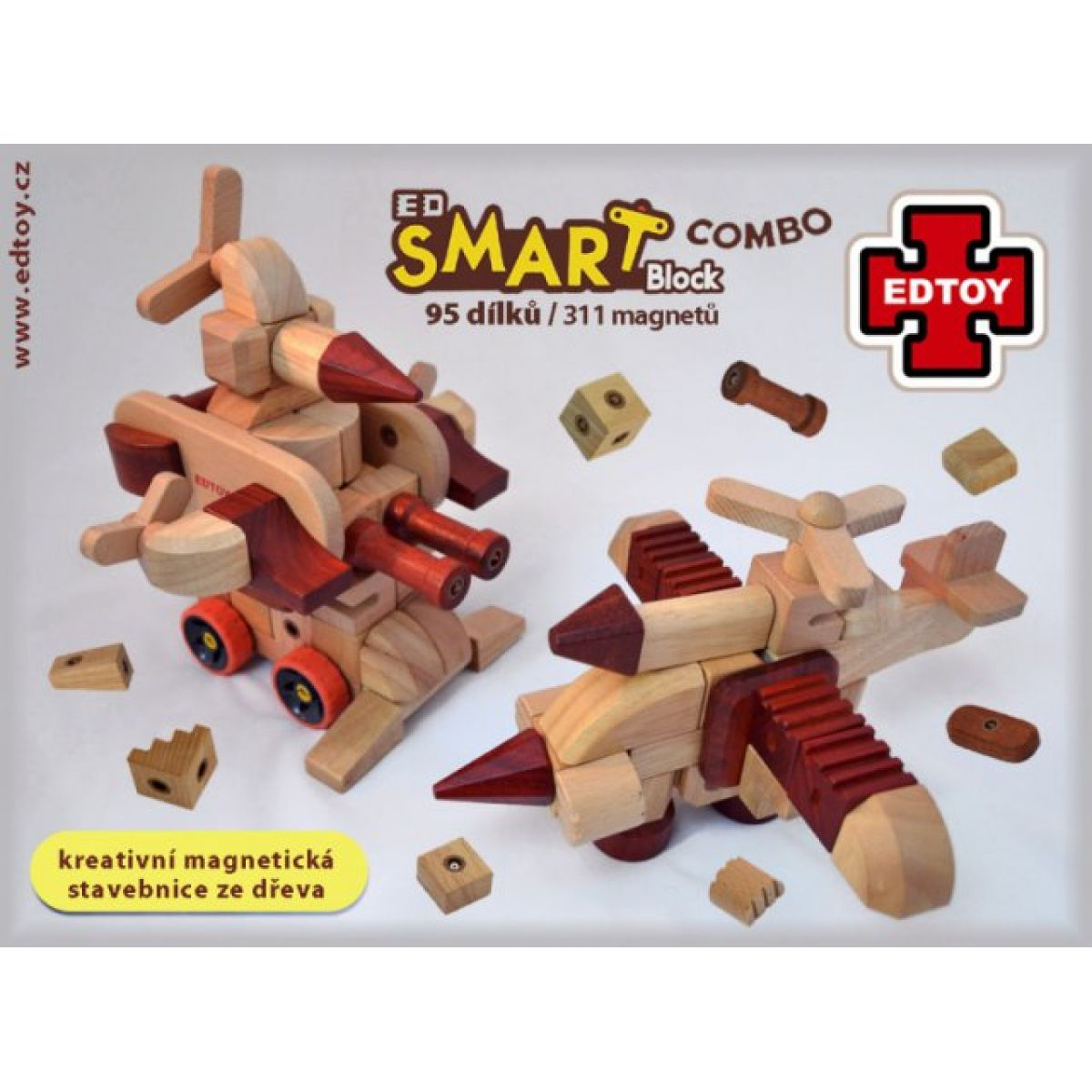 Edtoy SmartBlocks Combo
