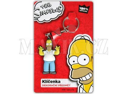 Efko Klíčenka The Simpsons