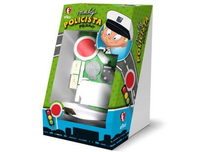 Efko Malý Policista sada v krabici