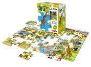 Efko Puzzle Big Baby - ZOO 24 dílků