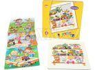Efko Puzzle Set I. Baby 2