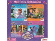 Egmont 4 knihy Sofie první Moje první knihovníčka
