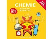 Egmont Chytrá kniha do kapsy Chemie - Nezbedné reakce