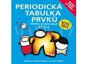 Egmont Chytrá kniha do kapsy Periodická tabulka prvků - Prvky, které mají styl!