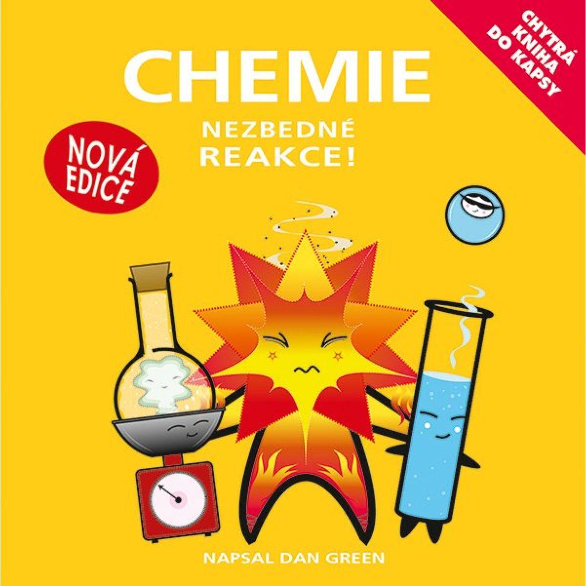 Egmont Chytrá kniha do kapsy Chemie