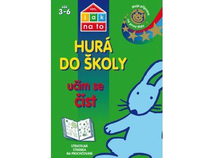Egmont Vím, jak na to - Hurá do školy - Učím se číst