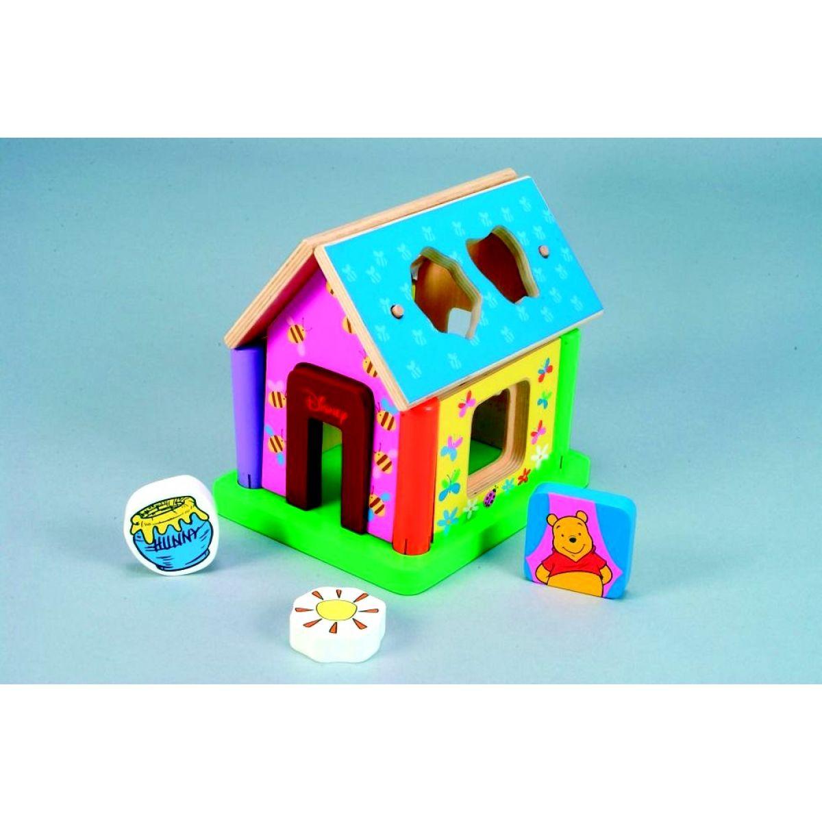 Eichhorn 3D puzzle - skládací dům WTP