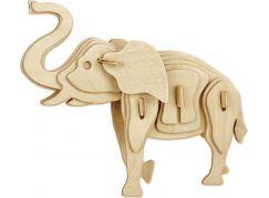 Eichhorn 3D puzzle zířátka Safari Slon