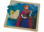 Eichhorn Disney Frozen Dřevěné puzzle - Anna