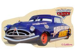 Eichhorn Dřevěné Puzzle Disney Cars 8 dílků Hudson