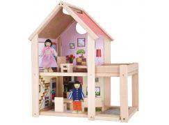 Eichhorn Dřevěný domeček pro panenky