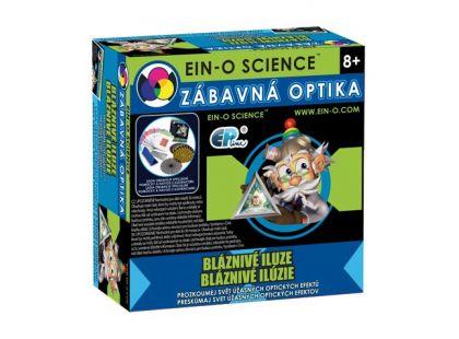 EIN-O Zábavná optika - bláznivé iluze