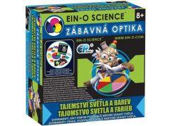 EIN-O Zábavná optika - tajemství světla a barev