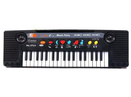 Elektronické klávesy 37 kláves