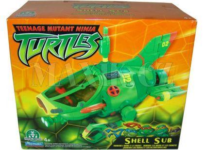 Želvy Ninja TMNT Bojová vozidla - Shell Sub