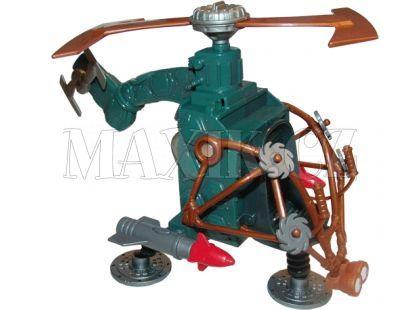Želvy Ninja TMNT Bojová vozidla - Turtle Pogo Copter