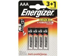 Energizer Alkaline Power AAA 3+1pack